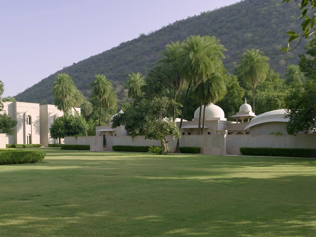 RS314_Amanbagh - Pool Pavilion Exterior-lpr