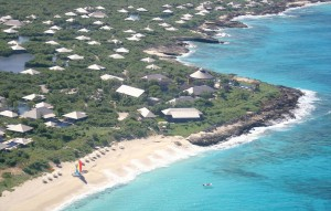 R-RS674_Amanyara - Aerial View of Beach-lpr